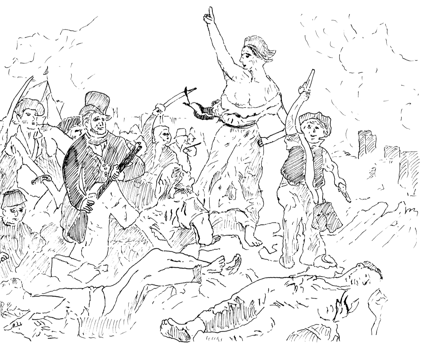 Coloring Pages French Revolution | Coloring Pages